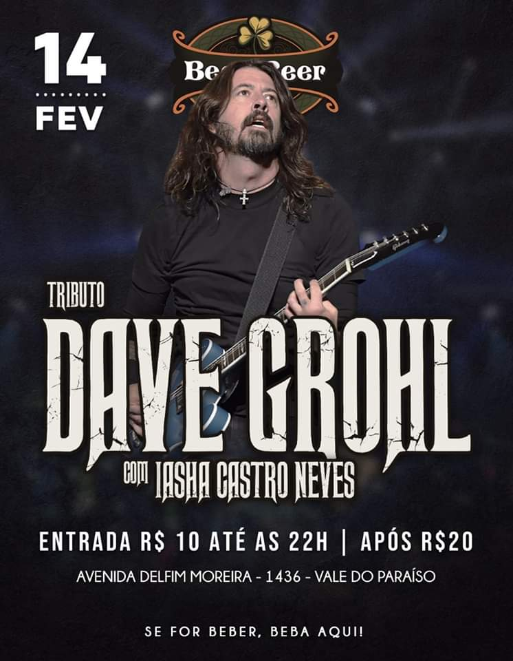Tributo Dave Gohl