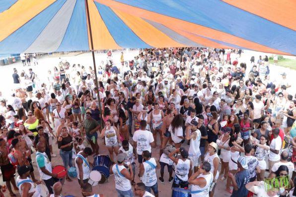 Bloco Deu Branco - Praça Olímpica - 16022020 (91)