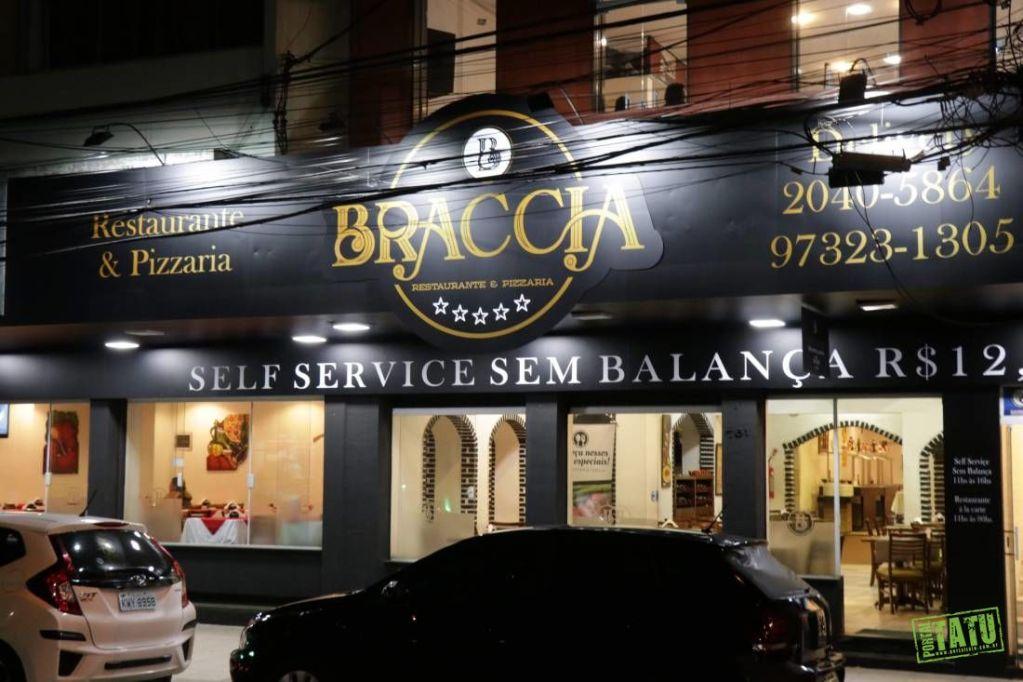 Braccia: Pizza, massas, churrasco e tudo mais com delivery especial!