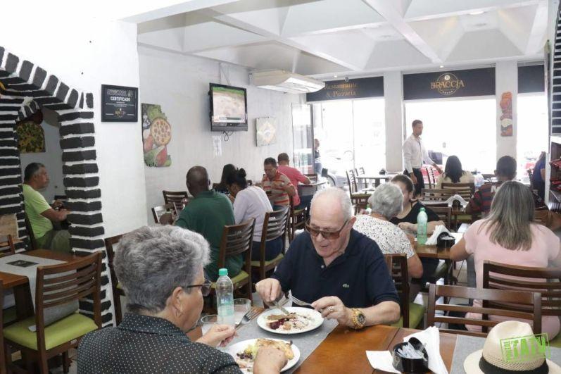 Braccia Novo restaurante e pizzaria e em Teresópolis com muito sabor e preço bacana (25)
