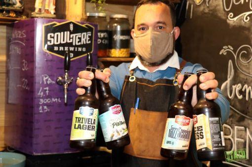Dose Dupla Cerveja Soul Terê - O Bendito Bar - 06082020 (11)