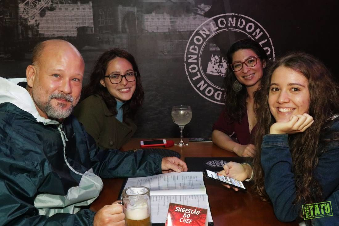 You are currently viewing London Fox Lounge and Pub – 31/10/2020
