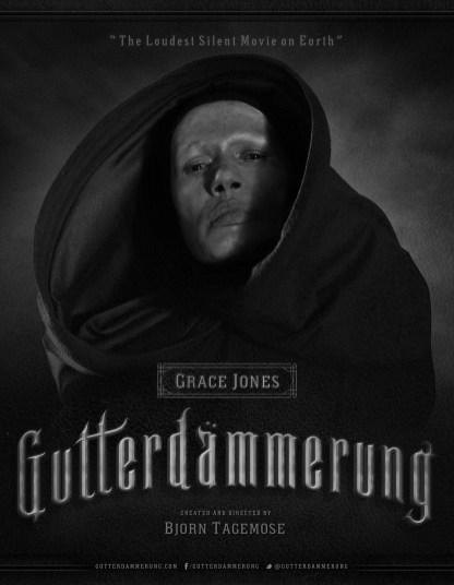 Gutterdämmerung Grace Jones