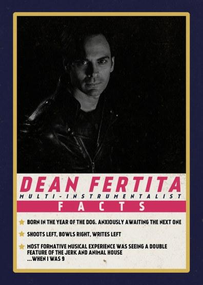 QOTSA - Dean Fertita