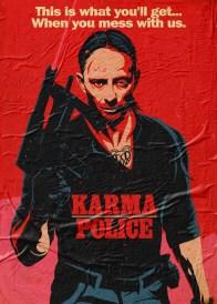 Thom Yorke: The Last Action Hero - Karma Police