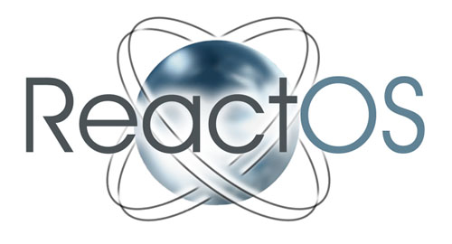 Tela ReactOS windows generico