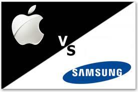 Samsung X Apple