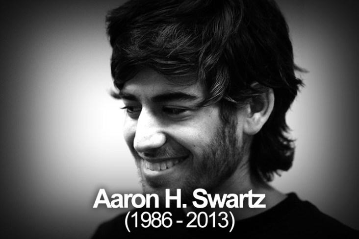 R.I.P Aaron Swartz!! Perdemos um grande militante da liberdade de informação!!
