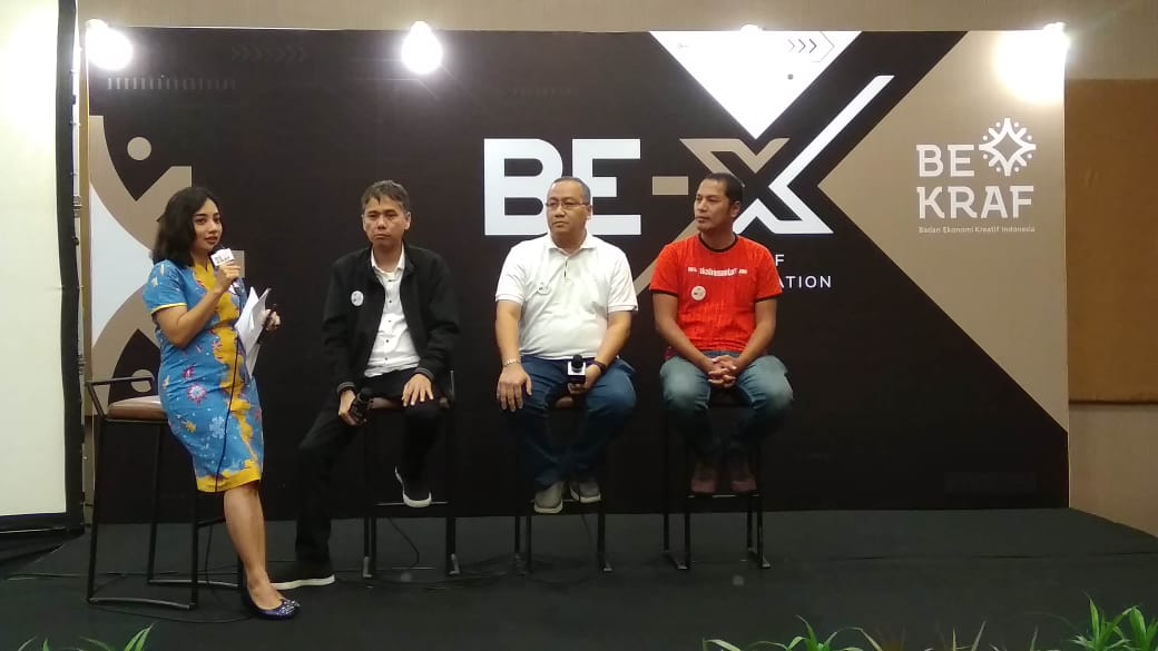 "Seleksi ""Indonesia Idol""nya Start Up Digital Melalui BE-X"