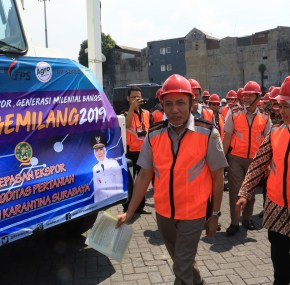 Ekspor Hasil Pertanian Jatim Didukung Aplikasi Canggih I-MACE