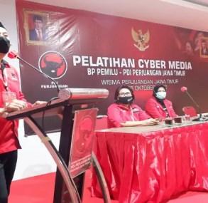 Antisipasi Kampanye Hitam, PDIP Jatim Siapkan Pasukan Udara