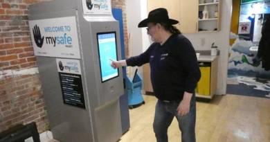 Canada instala máquina de vendas de opioides
