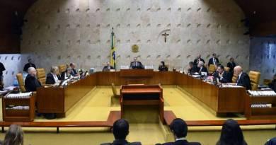 Cinco ministros do STF liberam grupos do MP de combate ao crime