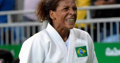 Judoca Rafaela Silva é suspensa por dois anos e vai recorrer ao CAS