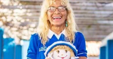 Morre Dona Salomé, torcedora símbolo do Cruzeiro