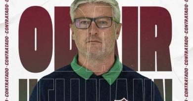 Odair Hellmann é o novo técnico do Fluminense