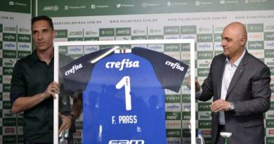 Prass se despede do Palmeiras e indica Mattos como responsável por saída