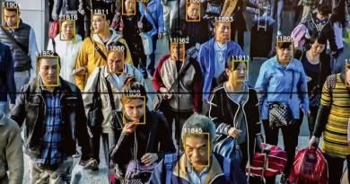 Reconhecimento facial pode ser banido temporariamente na Europa