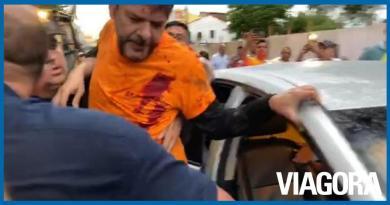 Senador Cid Gomes é baleado durante manifestação no Ceará  Viagora