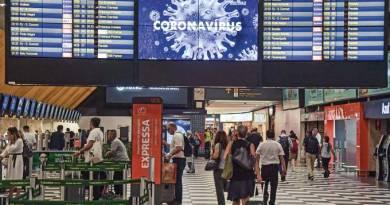 Companhias aéreas iniciam período com somente voos essenciais no país