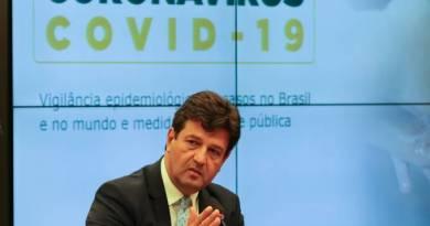 Em reunião com secretários, Mandetta sinaliza flexibilização de quarentena