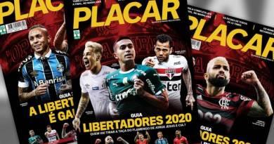 Guia PLACAR da Libertadores 2020 chega às bancas