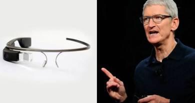 Lembra do Google Glass? A Apple deve lançar óculos similares