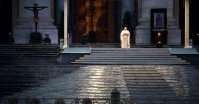 Papa apoia pedido da ONU por cessar fogo global