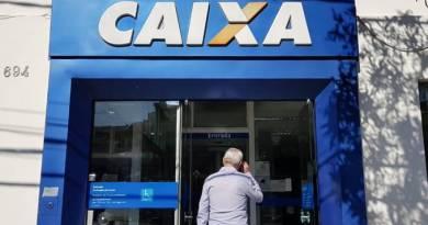 Caixa paga auxílio emergencial a 6,15 milhões nesta segunda feira