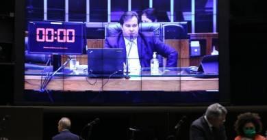 Câmara aprova PEC do 'orçamento de guerra' e texto vai ao Senado