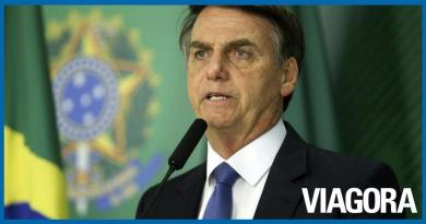 Jair Bolsonaro diz que Moro tem compromisso com seu ego