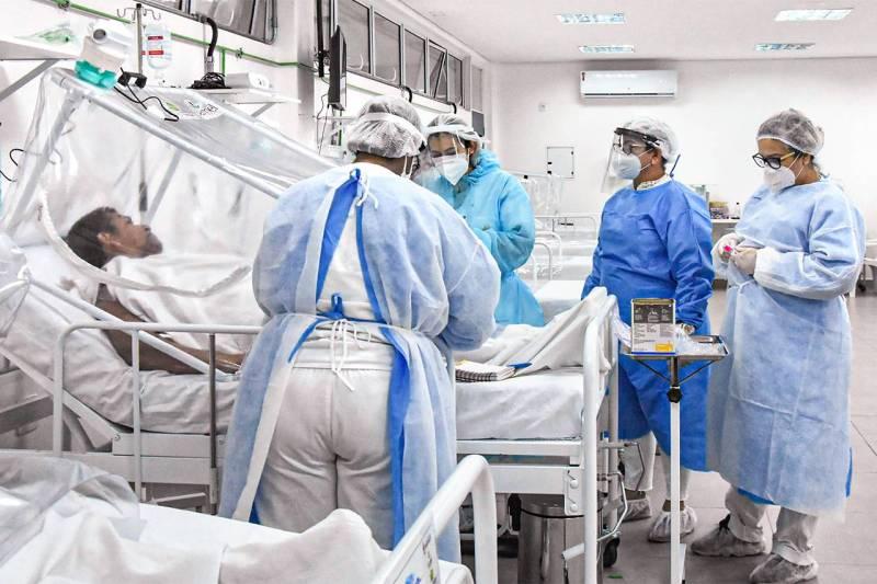 Coronavírus em Manaus: Hospital de Campanha Municipal abre mais 13 leitos com respiradores e chega a 156 vagas de internação