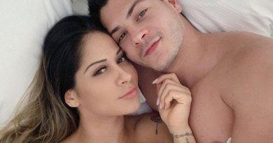 """Mayra Cardi e Arthur Aguiar anunciam separação: """"nós somos opostos"""""""