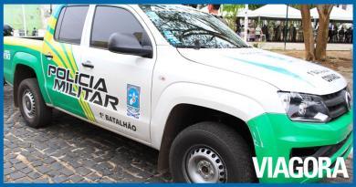 Dupla invade UBS e rouba celulares de funcionários em Teresina