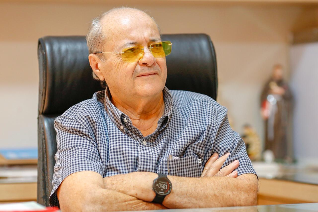 Ex prefeito Sílvio Mendes