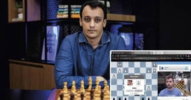 O brasileiro que derrotou o campeão mundial de xadrez