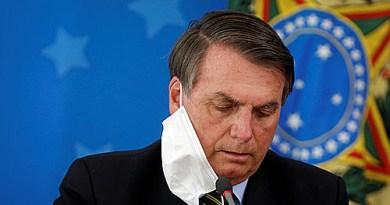 Bolsonaro anuncia que dio positivo para coronavirus