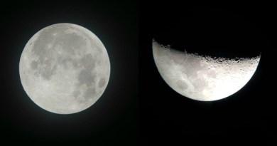 Live vai transmitir alinhamento da Lua com Júpiter e Saturno