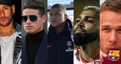 Quem são os 10 jogadores mais cobiçados do futebol nacional e internacional