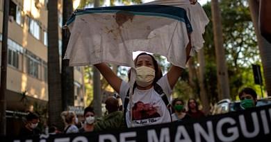 Rio de Janeiro tem mais vítimas de ações policiais em lista de cinco estados