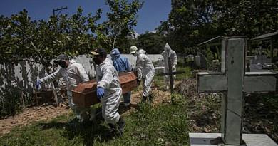 Sem plano e à deriva, Brasil pode se tornar o país com mais vítimas da covid