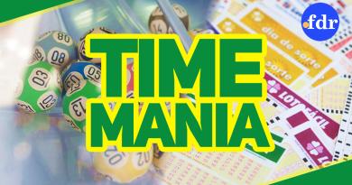 Timemania ACUMULOU! Próximo concurso paga R$8,2 milhões » FDR   Terra
