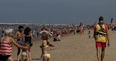 Covid 19: Acesso limitado às praias belgas