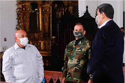 Falece por covid 19 Darío Vivas, governador do Distrito Capital da Venezuela