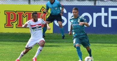 Jvuventude e Botafogo SP não saem do zero, apesar de jogo movimentado