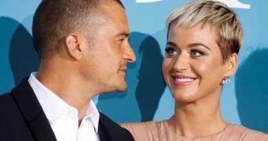 Katy Perry dá à luz primeira filha com Orlando Bloom