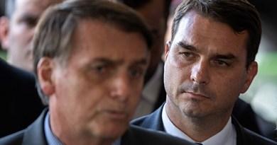 Loja de Flávio Bolsonaro recebeu 1.512 depósitos em dinheiro com valores repetidos