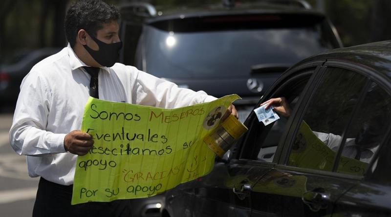 México investe na luta contra a Covid 19