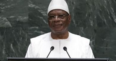 Motim e detenções no Mali