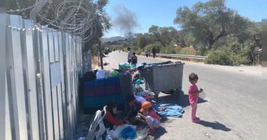 Alemanha disposta a receber 1500 refugiados de Moria